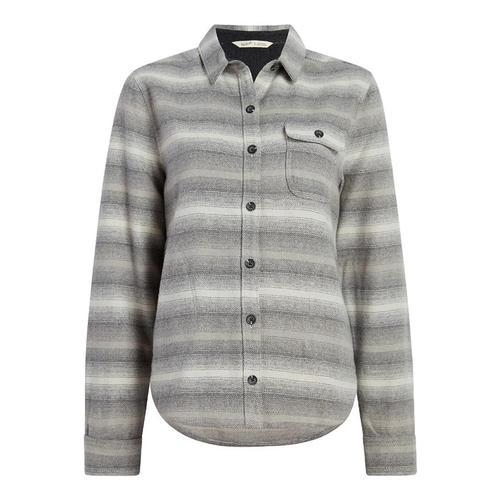 Woolrich Women's Bering Wool Shirt Jac Cinder