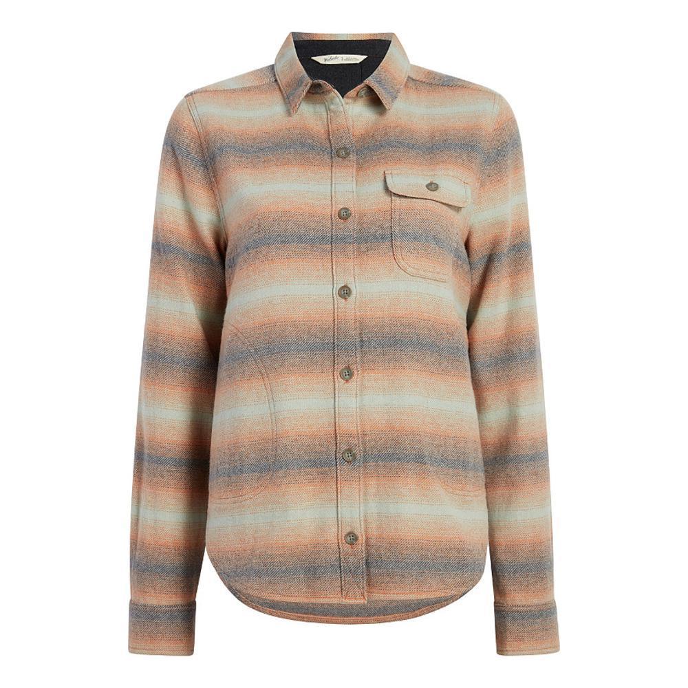 Woolrich Women's Bering Wool Shirt Jac OPAL