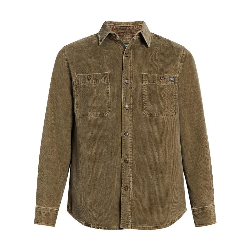 Woolrich Men's Hemlock Corduroy Shirt II PEAT
