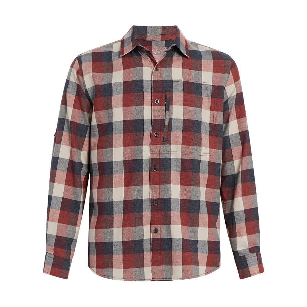 Woolrich Men's Any Point Shirt RUSSBROWN
