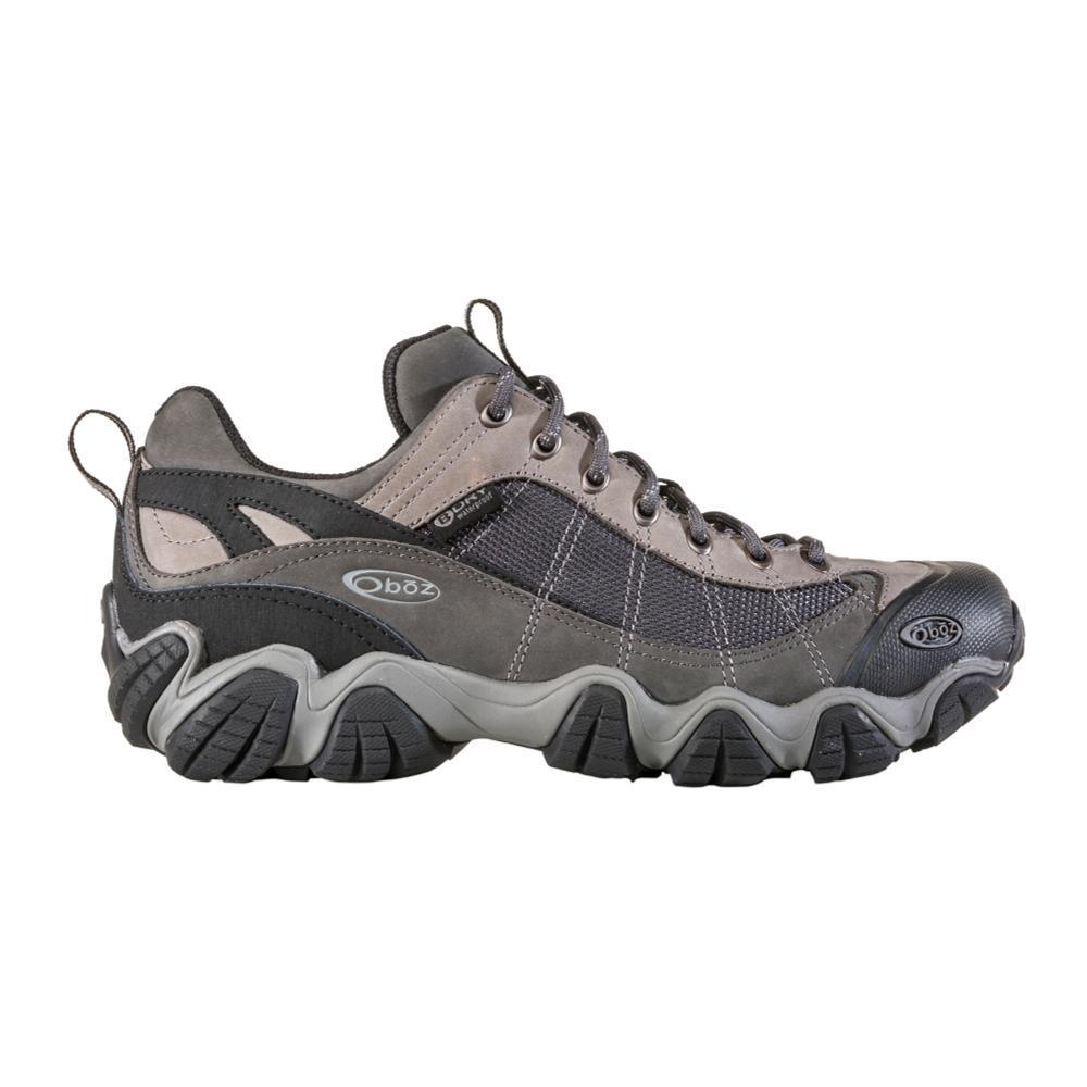 Oboz Men's Firebrand II Low Waterproof Shoes GRAY