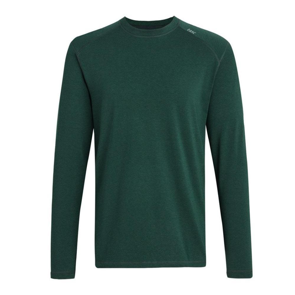 tasc Men's Carrollton Long Sleeve Shirt DARKMATTER