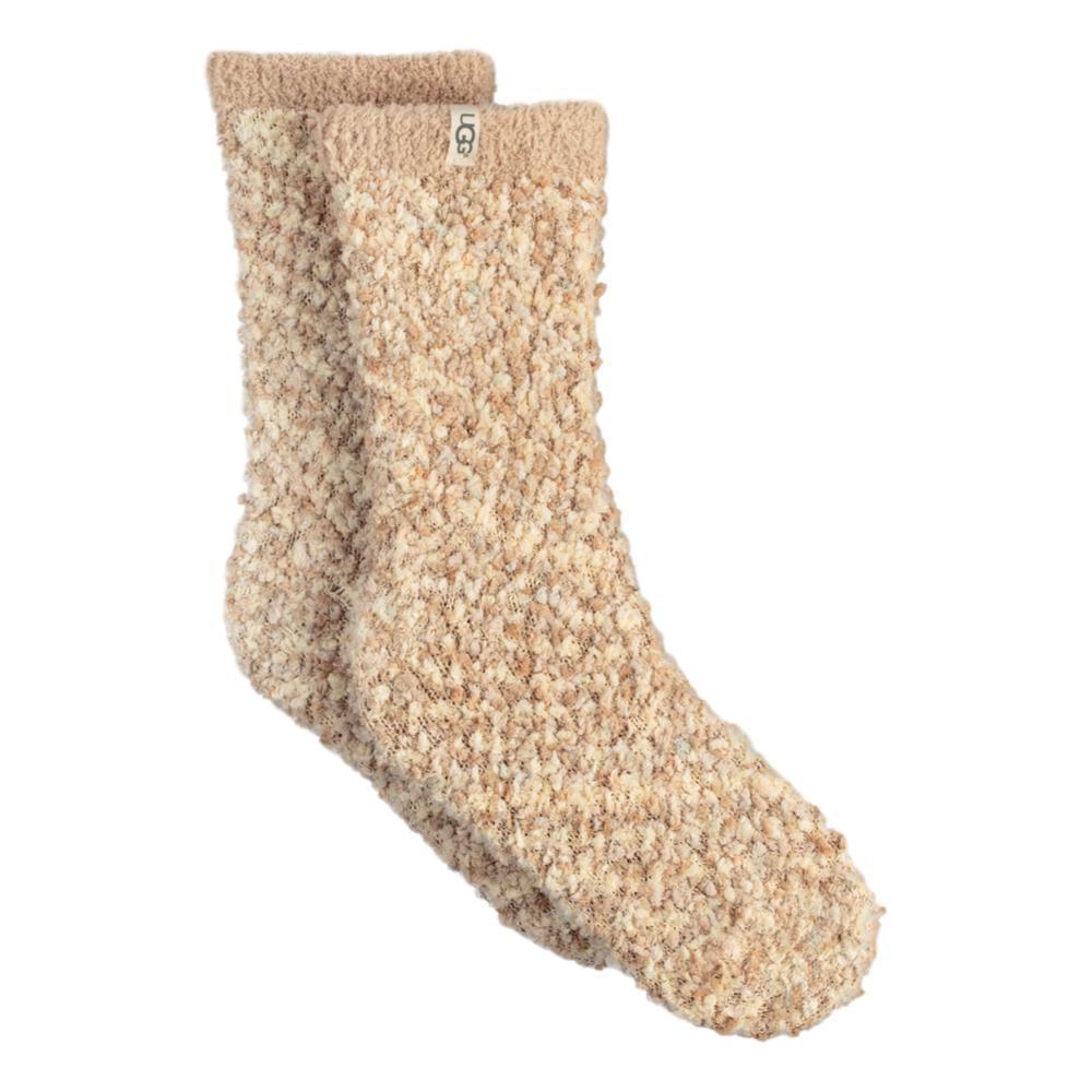 UGG Women's Cozy Chenille Socks CREAM