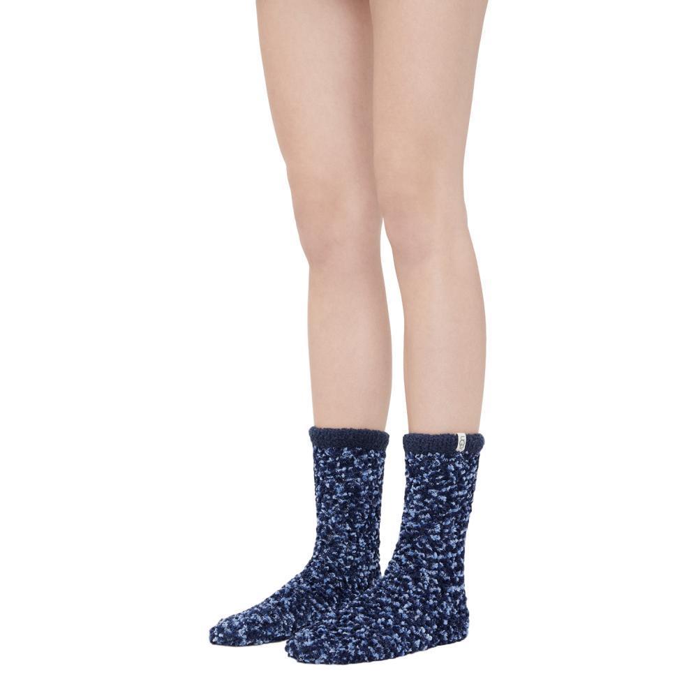UGG Women's Cozy Chenille Socks NAVY