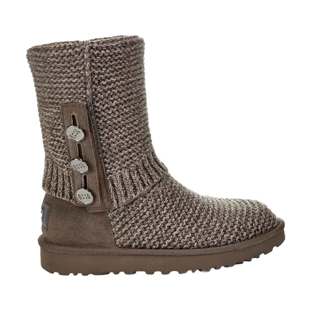UGG Women's Purl Cardy Knit Boots CHARCOAL