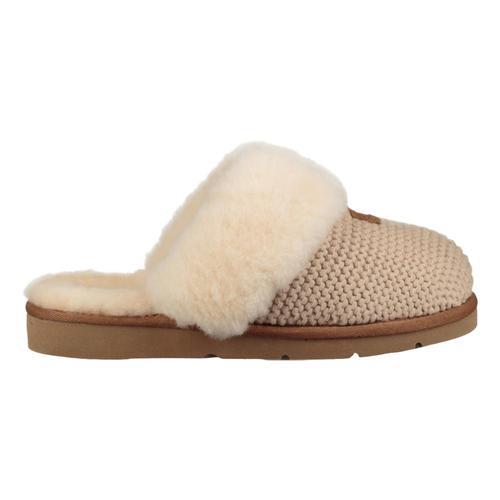 UGG Women's Cozy Knit Slippers Cream