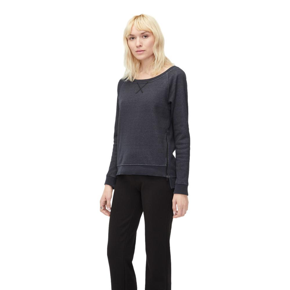 UGG Women's Morgan Sweatshirt BLACKHTHR