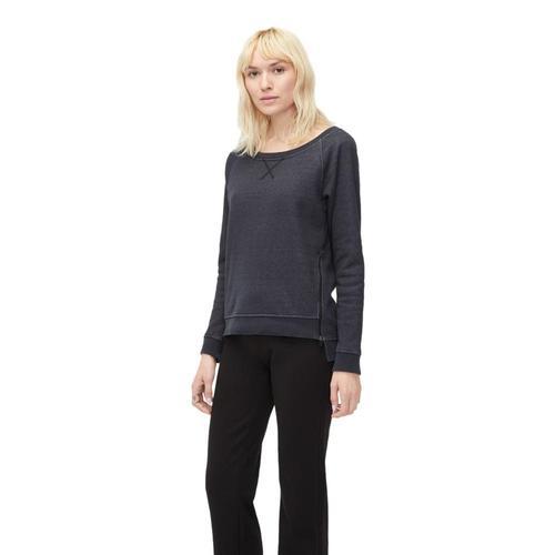 UGG Women's Morgan Sweatshirt Blackhthr