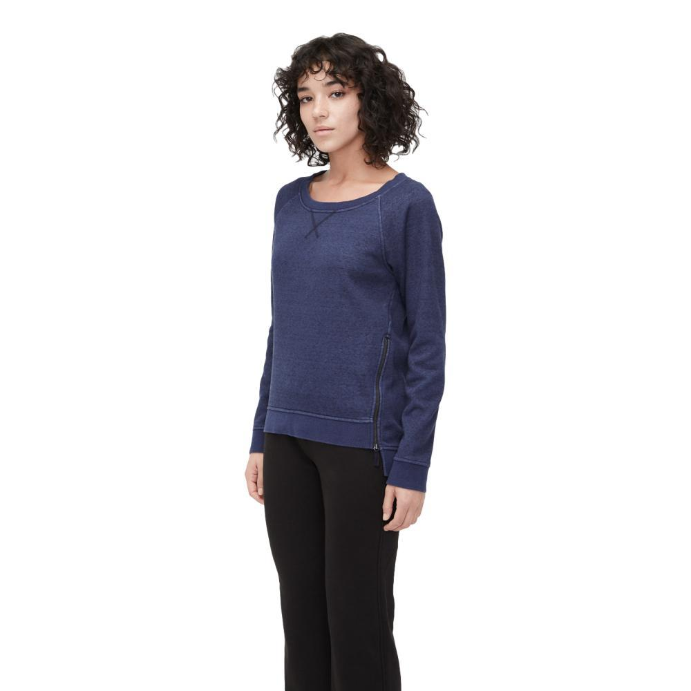 UGG Women's Morgan Sweatshirt NAVYHTHR