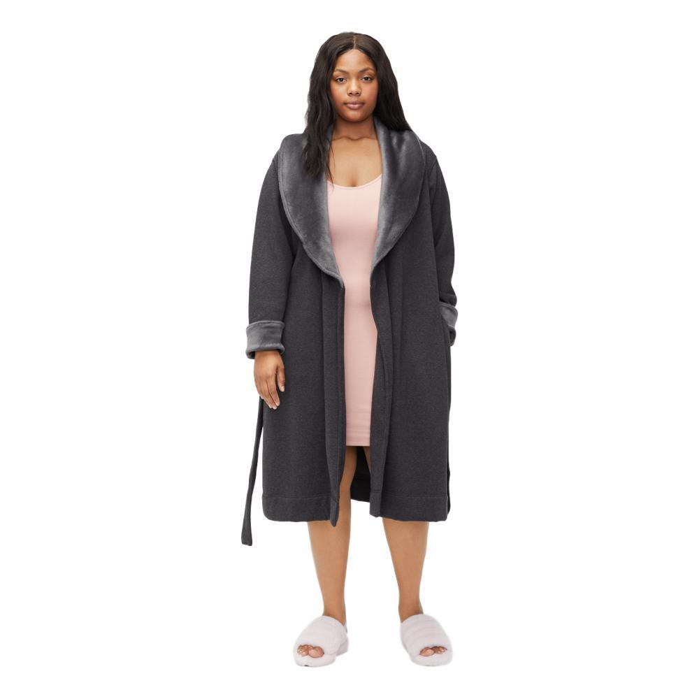 UGG Women's Duffield II Plus Robe BLACKBEAR