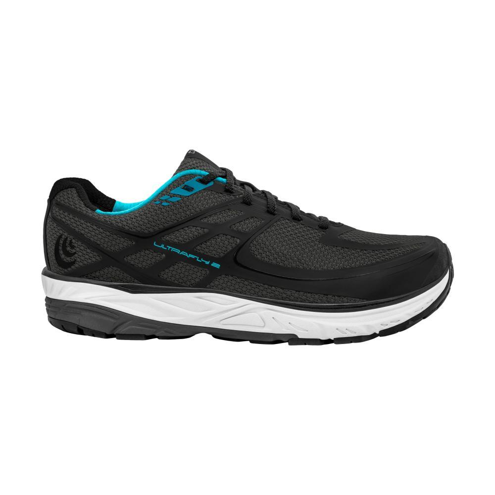 Topo Athletic Women's Ultrafly 2 Road Running Shoes BLKBLUE