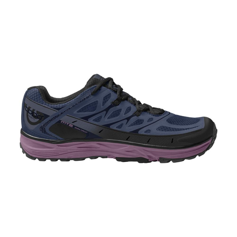 Topo Athletic Women's MT-2 Trail Running Shoes BLUEPURP
