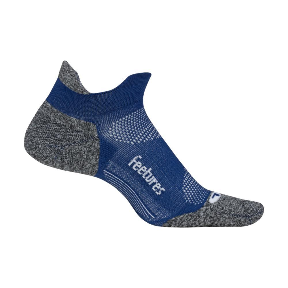 Feetures Elite Cushion No-Show Socks SAPPHIRE