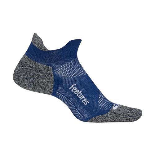 Feetures Elite Cushion No-Show Socks Sapphire