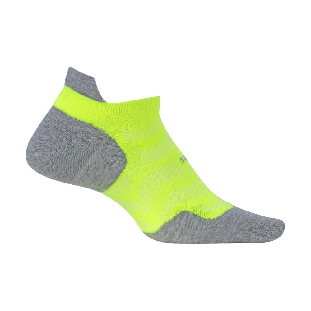 Feetures High Performance Ultra Light Cushion No-Show Socks REFLECTOR