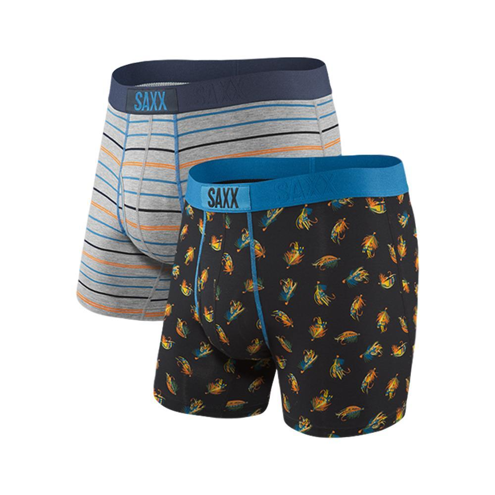 Saxx Men's Ultra Gone Fishing 2-Pack Boxer Briefs GONEFISHING