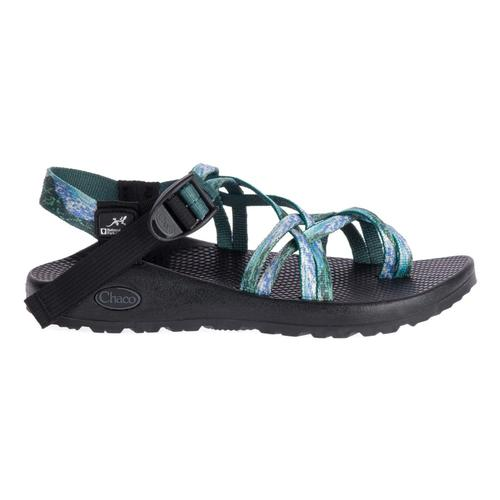 Chaco Women's ZX/2 Rocky Mountain Sandals Green