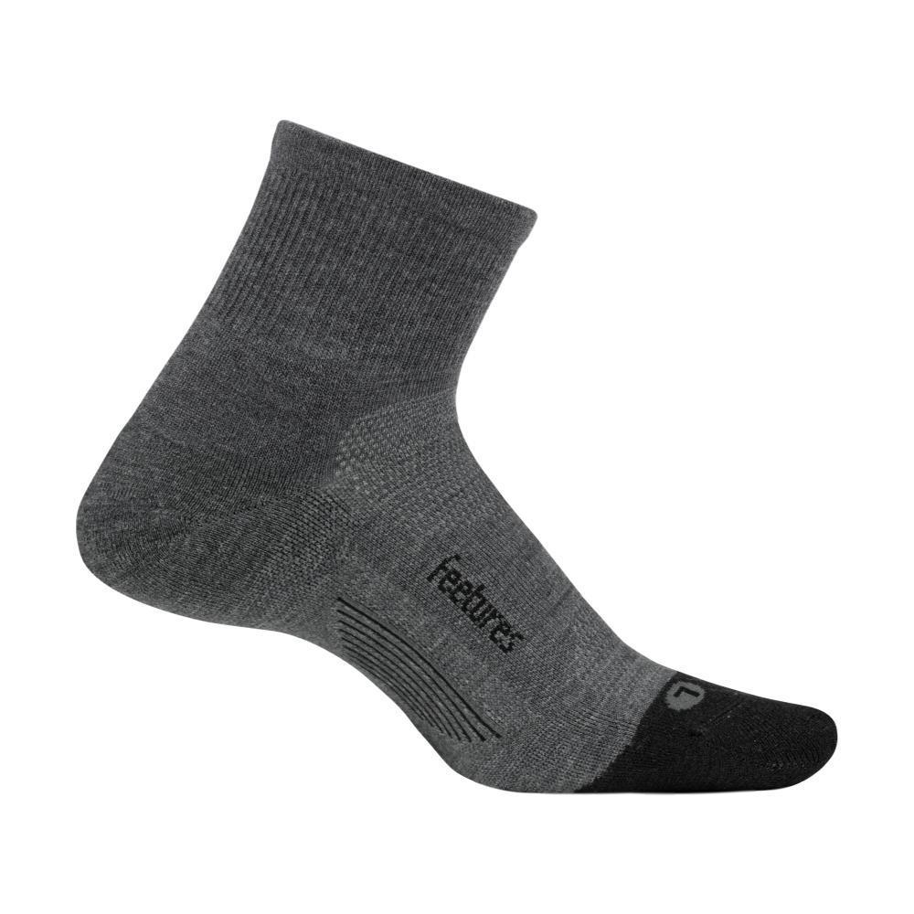 Feetures Merino 10 Ultra Light Cushion Quarter Socks