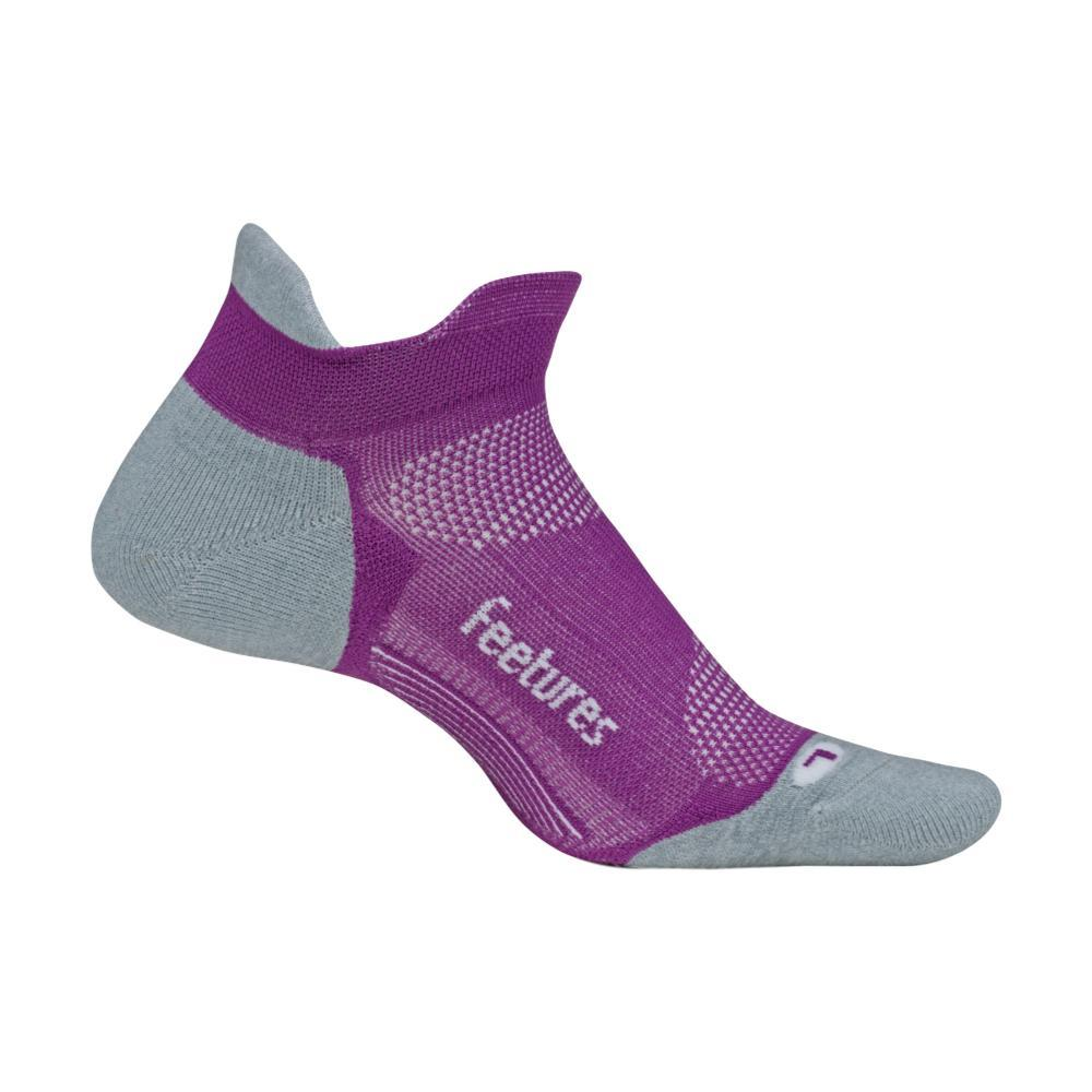 Feetures Elite Ultra Light Cushion No-Show Socks RUBY