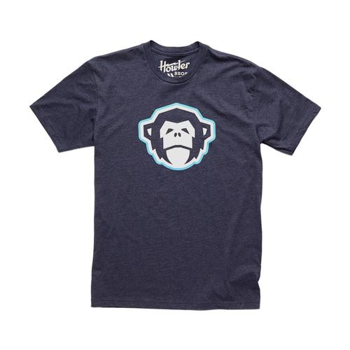 Howler Brothers Men's El Mono Select T-Shirt Midnightnvy