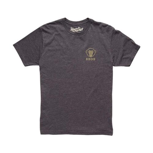 Howler Brothers Dual Howler Select T-Shirt Charcoal