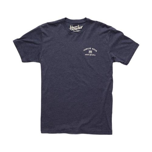 Howler Brothers Redfish Select T-Shirt Midnightnvy