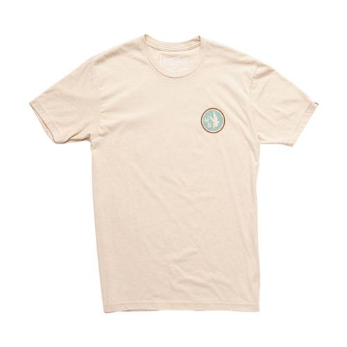 Howler Brothers Men's HB Seal Select T-Shirt Cream