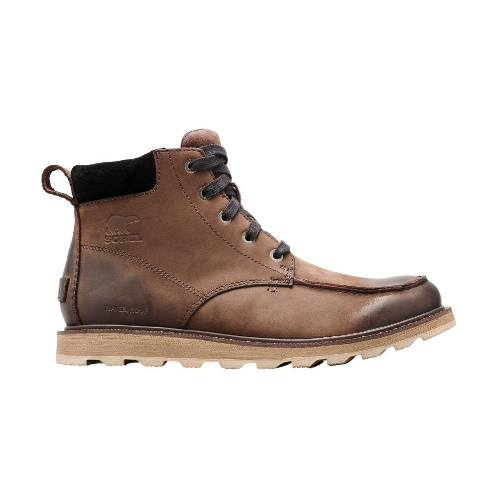 Sorel Men's Madson Moc Toe Waterproof Boots BRUNO_238