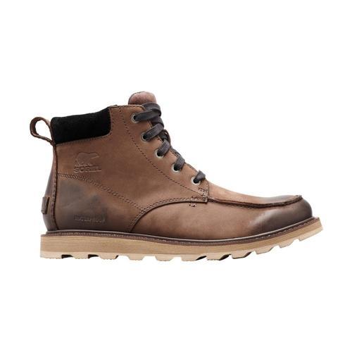 Sorel Men's Madson Moc Toe Waterproof Boots Bruno_238