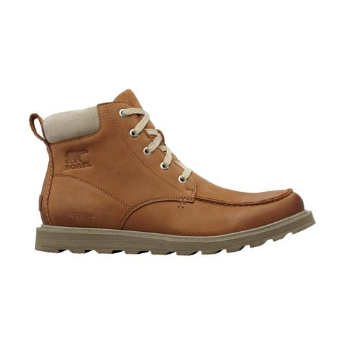 Sorel Men's Madson Moc Toe Waterproof Boots