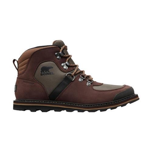 Sorel Men's Madson Sport Hiker Waterproof Boots Mud_255