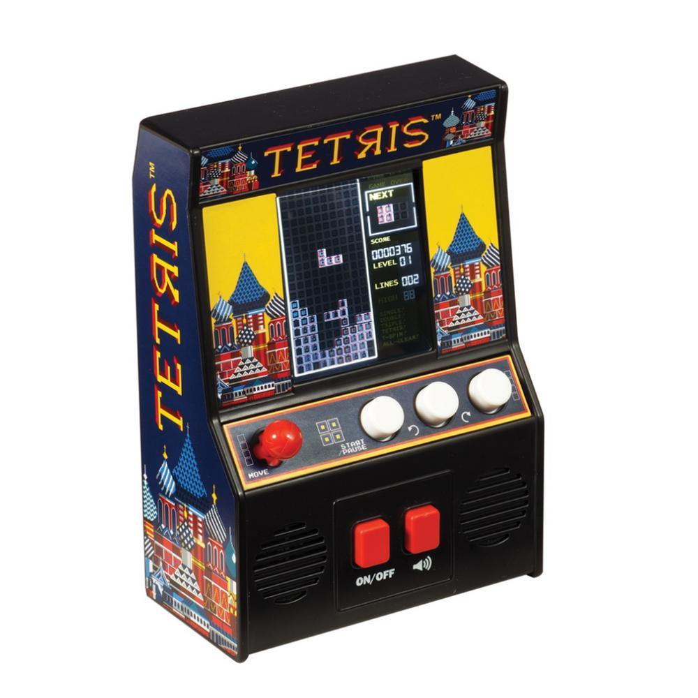 Schylling Tetris Retro Arcade Game