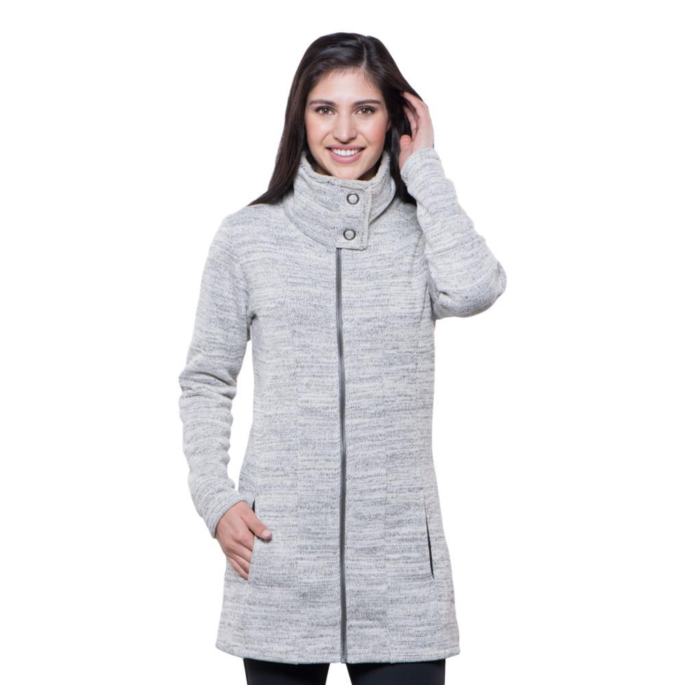 KUHL Women's Alska Long Jacket ASH