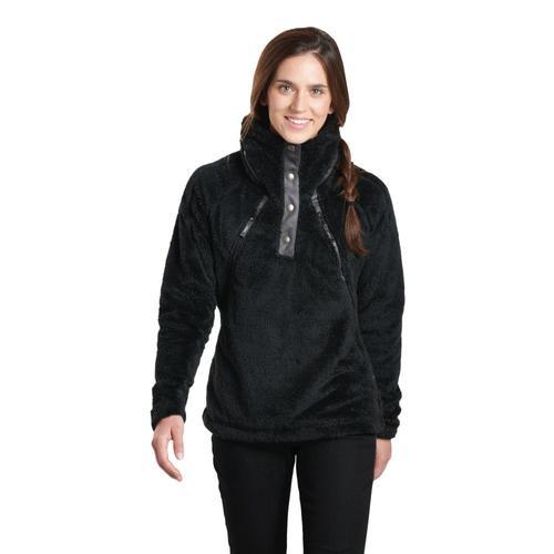 KUHL Women's Flight Pullover Black