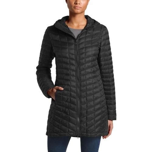 The North Face Women's ThermoBall Parka II Black_jk3
