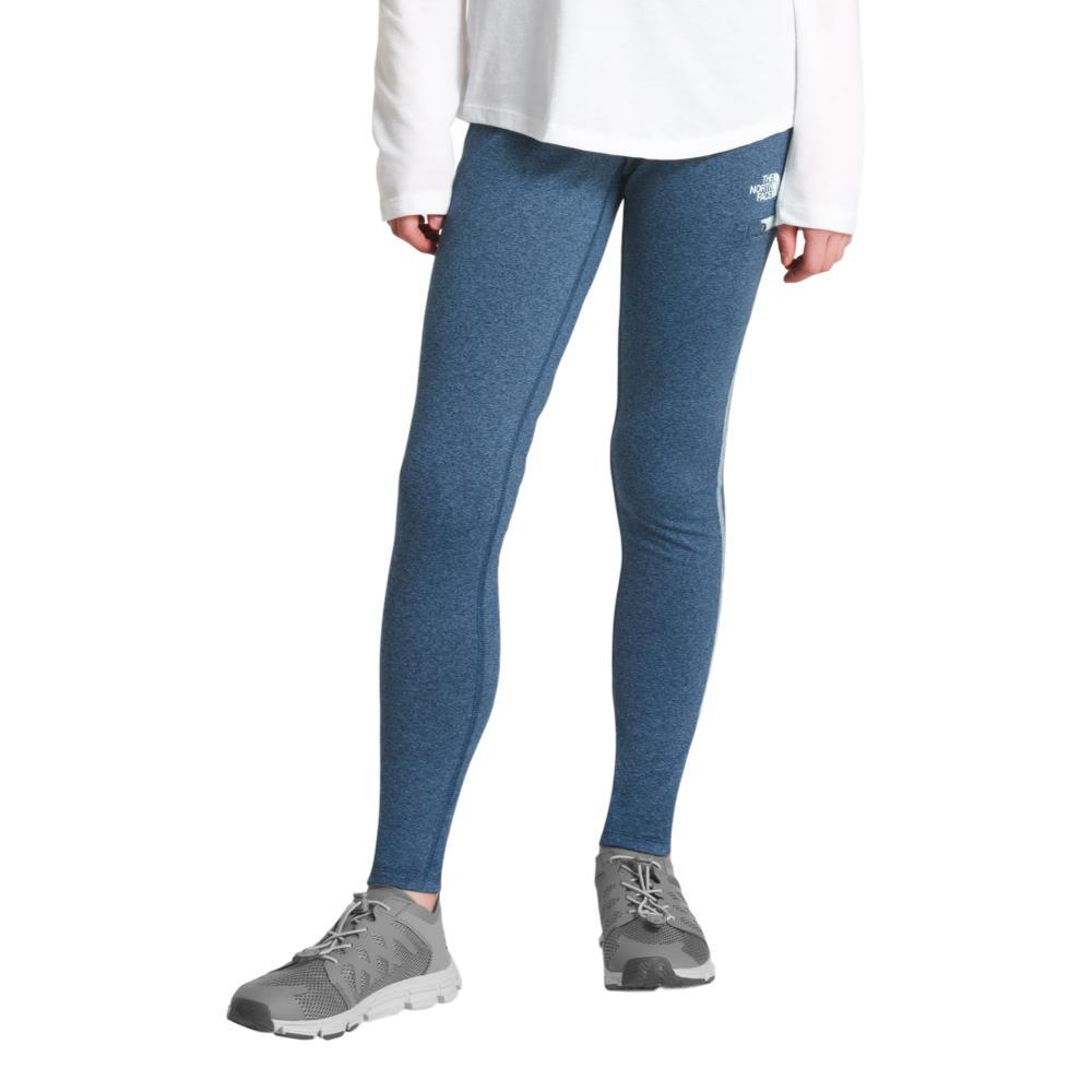 The North Face Girls Pamilia Leggings TEAL_1LG