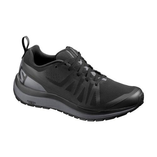 Salomon Men's ODYSSEY PRO Hiking Shoes Blk.Qtshd.Blk