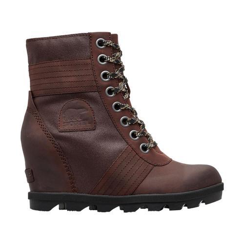 Sorel Women's Lexie Wedge Boots Cattail