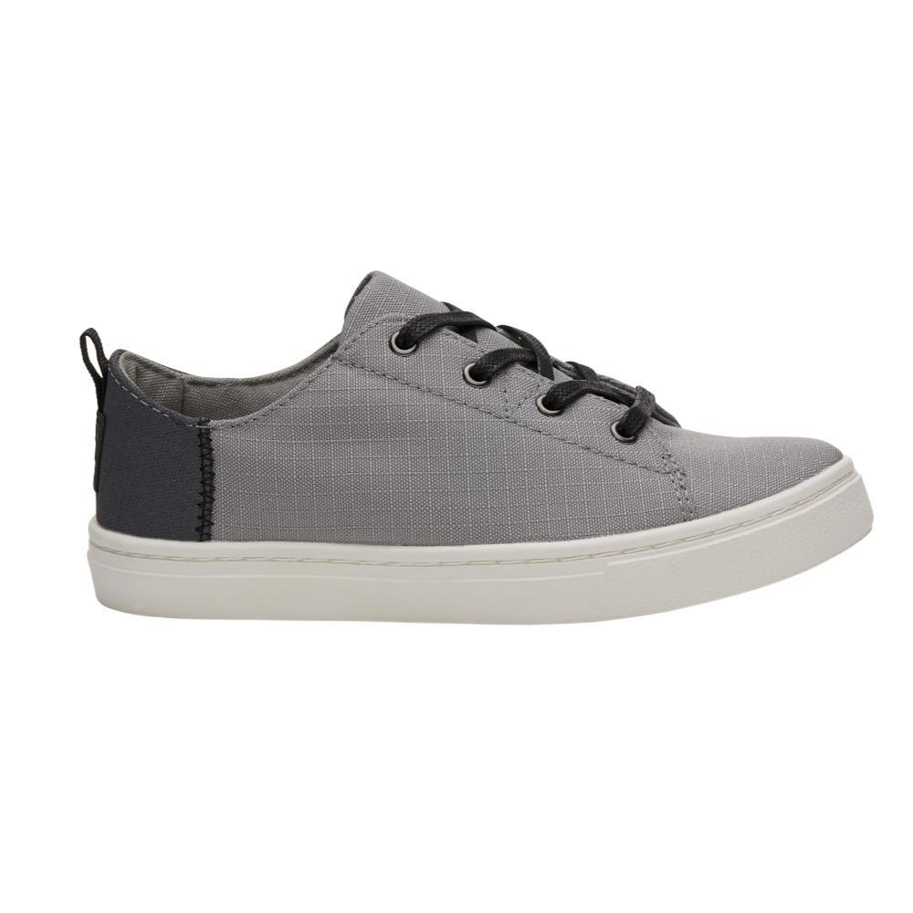 a3362c55005 Toms Youth Neutral Grey Lenny Sneakers Item   10012708