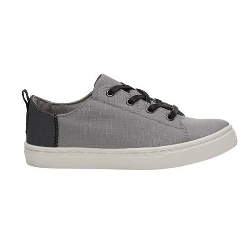TOMS Youth Neutral Grey Lenny Sneakers Gray