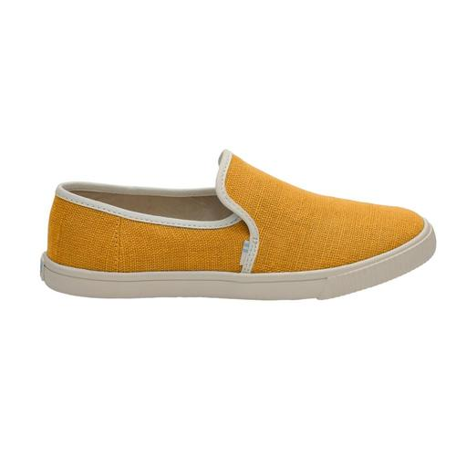 TOMS Women's Sunflower Clemente Slip-Ons Sunflower