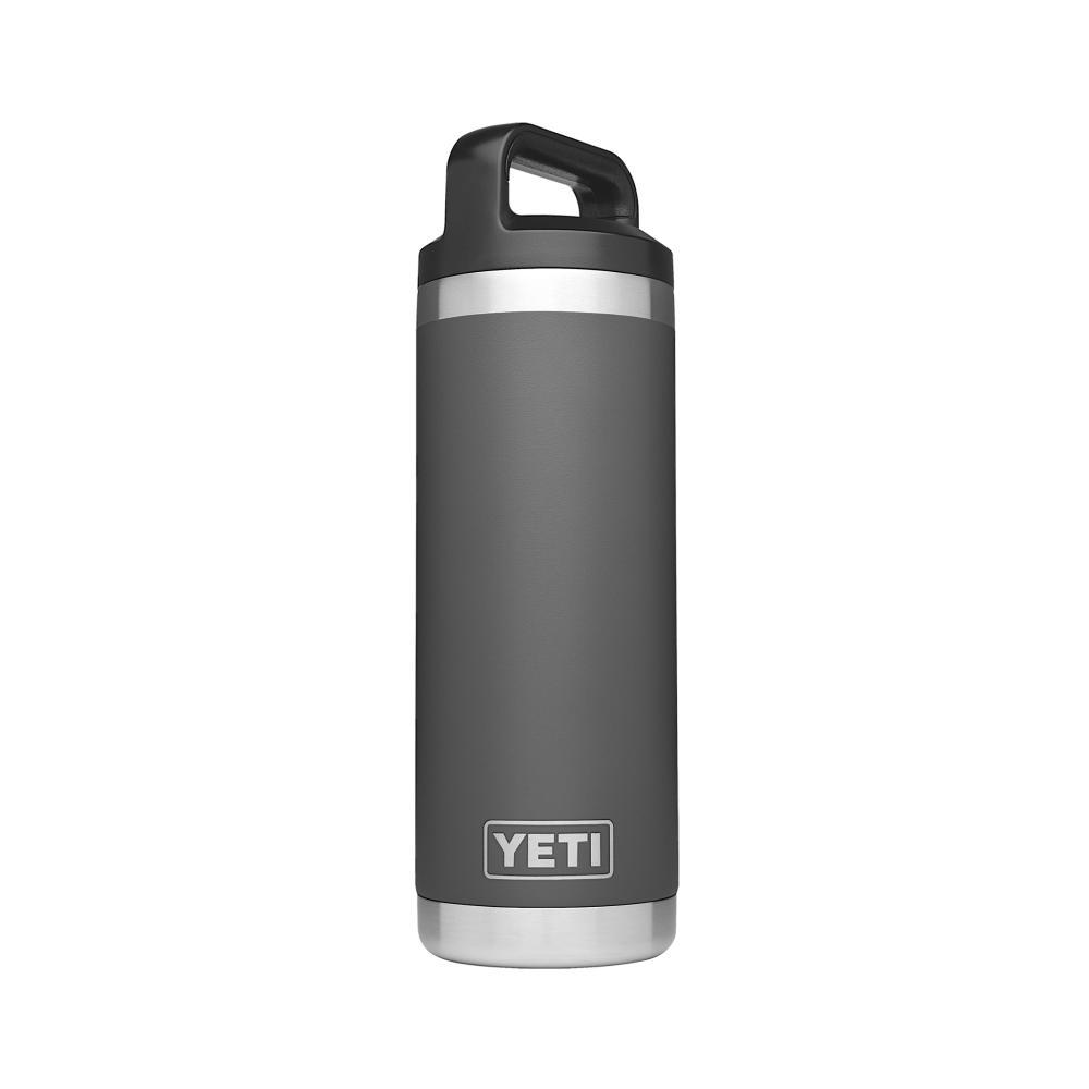 YETI Rambler 18oz Bottle CHARCOAL