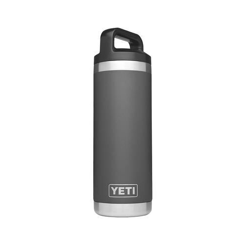 YETI Rambler 18oz Bottle Charcoal