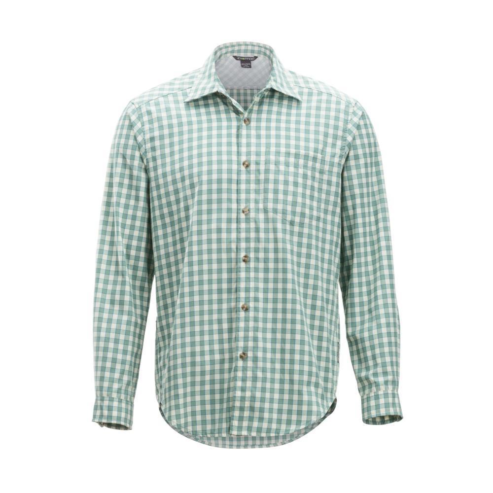 ExOfficio Men's Salida Check Long Sleeve Shirt BONSAI