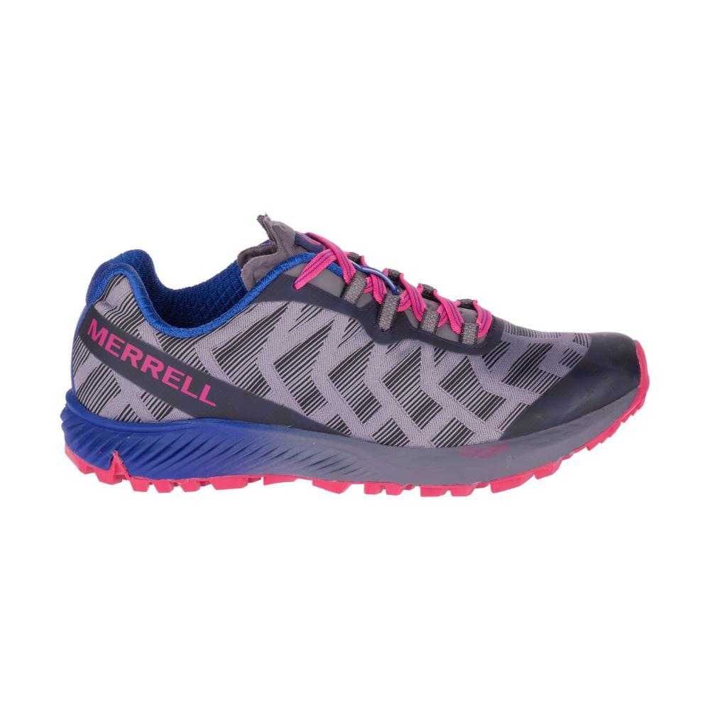 Merrell Women's Agility Synthesis Flex Trail Running Shoes SHARK