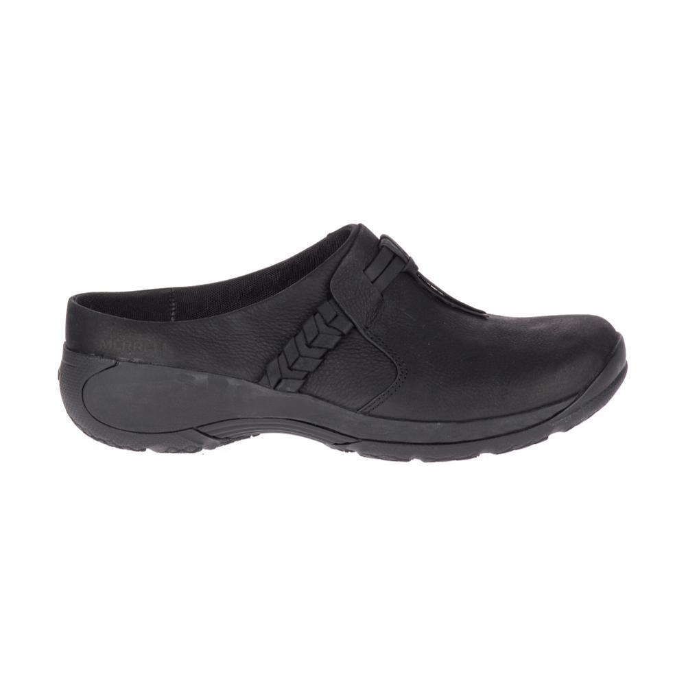 Merrell Women's Encore Braided Slide Q2 Shoes BLACK