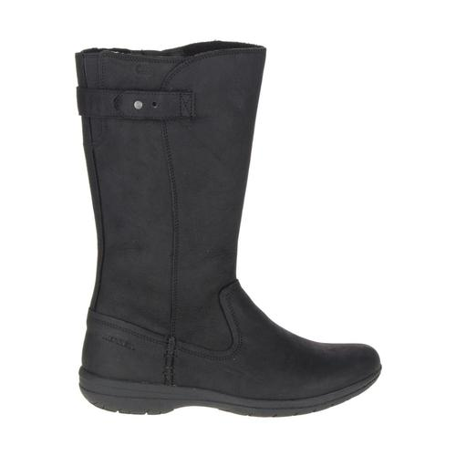 Merrell Women's Encore Kassie Tall Waterproof Boots Black