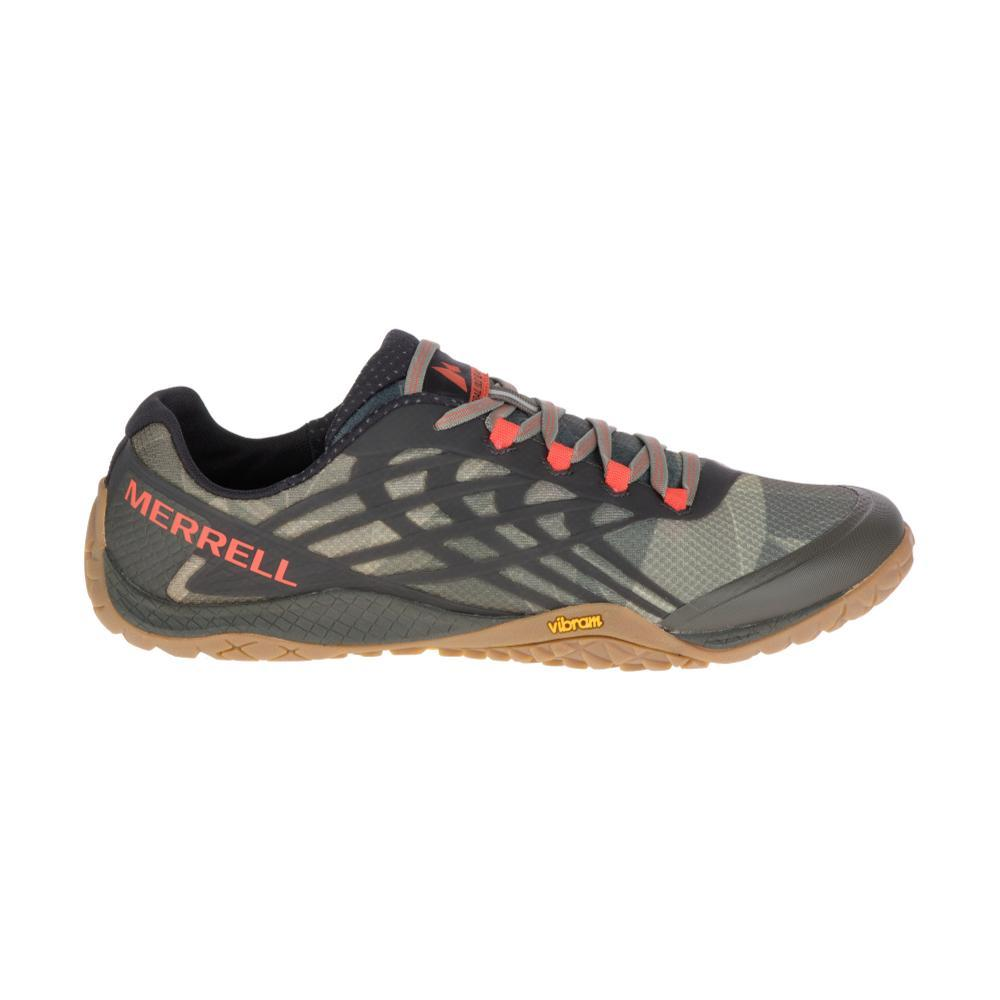Merrell Men's Trail Glove 4 Trail Running Shoes VERTIVER