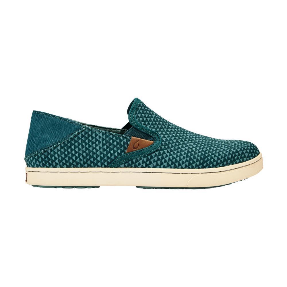 OluKai Women's Pehuea Pa'i Shoes DTEAL.TR_TLXT