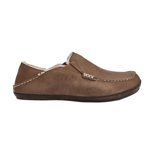 OluKai Men's Moloa Slippers Toffee_3363